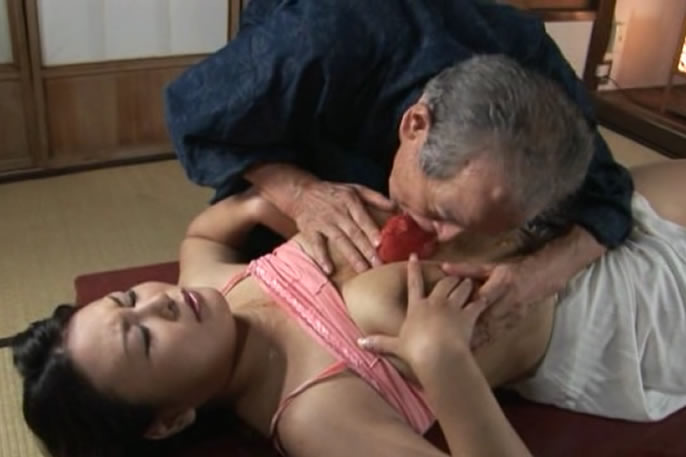 Japanese Sex From An Old Man